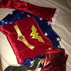 Medium Wonder Woman Custom medium